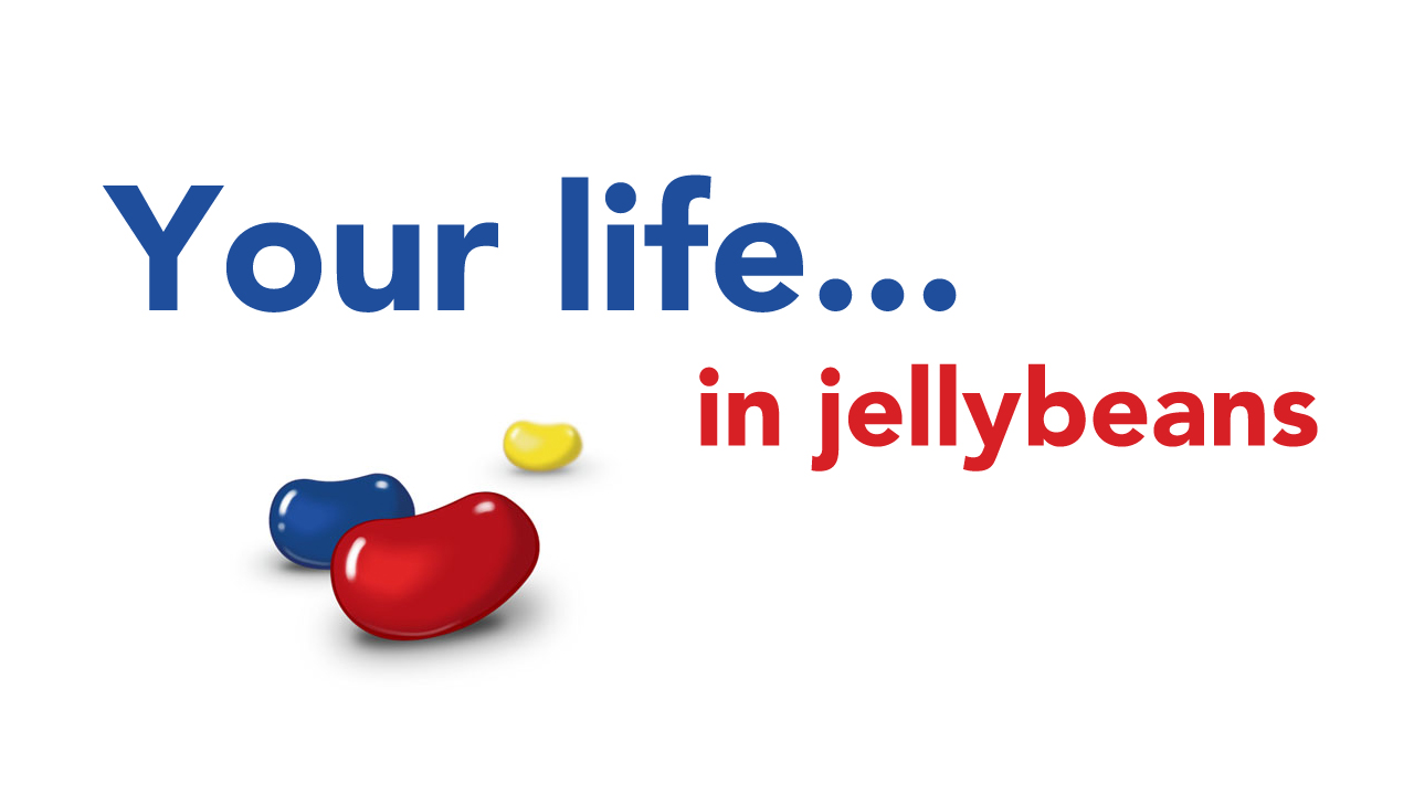 Your Life in Jellybeans