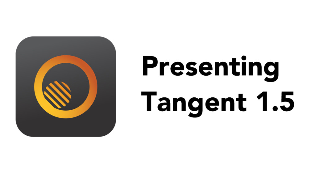 Presenting Tangent