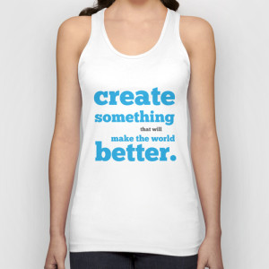 create something tank