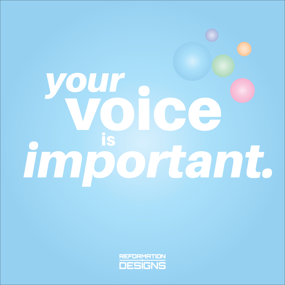your-voice-is-important