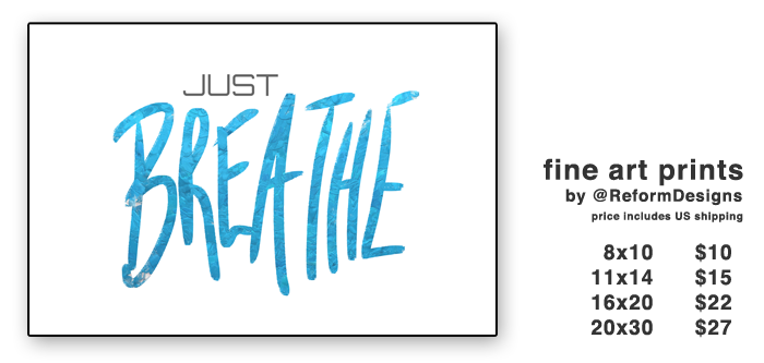 breathe gumroad banner
