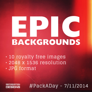 Click to check out our epic background pack!